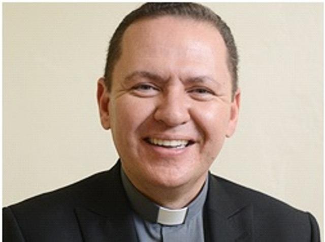 Padre José Rafael Solano Duran, Celebrará Missa na Catedral em Campo Mourão dia 16 de Agosto