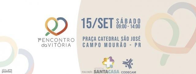 1º Encontro da Vitória será neste sábado em Campo Mourão