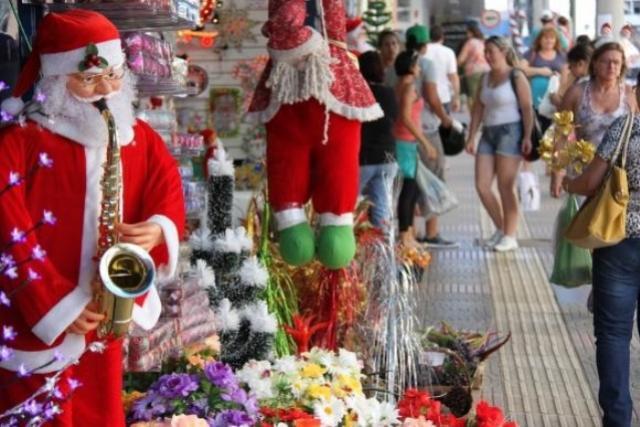 Iniciada a comercialização da campanha de Natal da Acicam