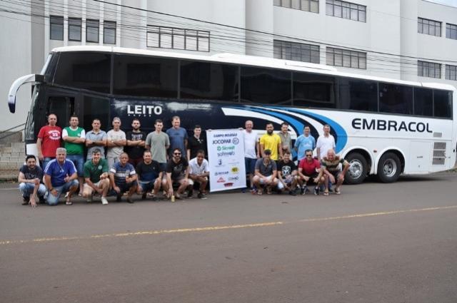 Jocopar: Competição terá a participação dos 16 sindicatos de contadores do Paraná