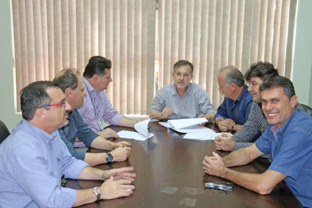 Dívida do Município com Sanepar diminui com acordo firmado