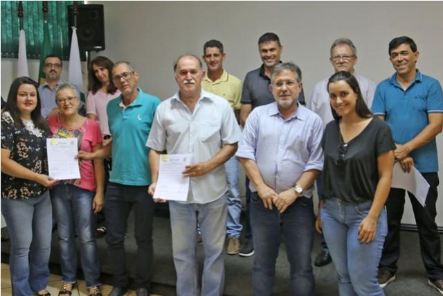 Ordens de Serviços para obras são assinadas em Campo Mourão