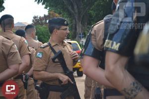 Polícia Militar de Maringá realizou lançamento oficial da Operação Coram Repellit