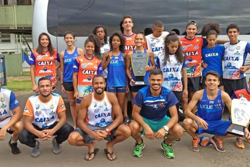 Atletismo Mourãoense conquista ótimos resultados no final de semana