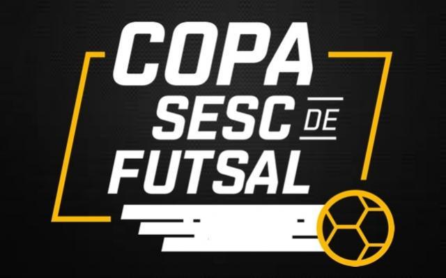 Divulgada a classificação da Copa Sesc de Futsal, em Campo mourão
