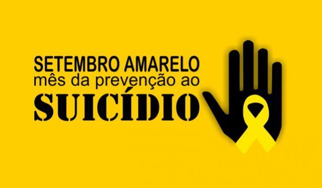 Colégio Vila Militar/Unicampo de Campo Mourão participa do Setembro Amarelo