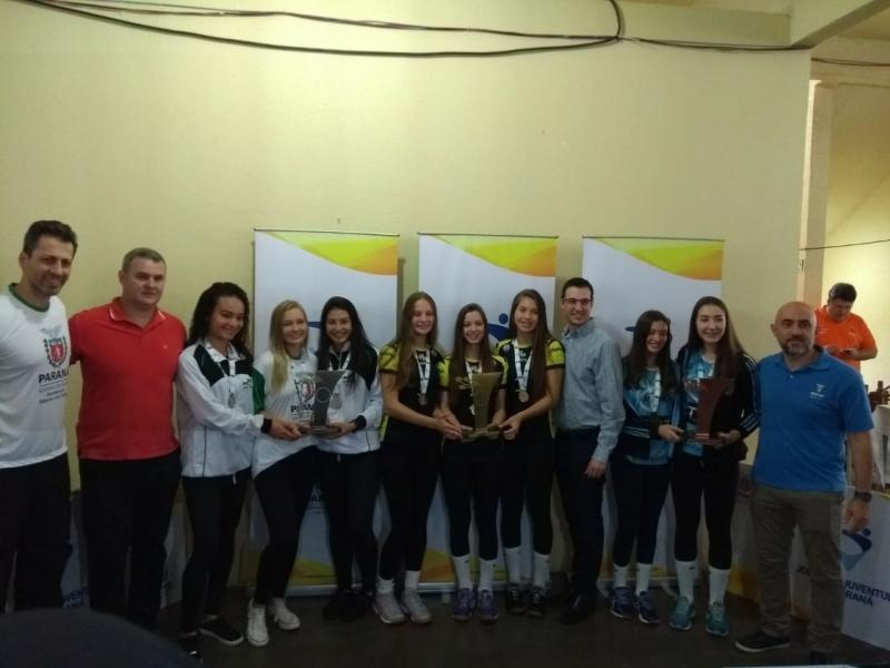 Atletas de Roncador conquistam prata na fase final B dos jogos da juventude