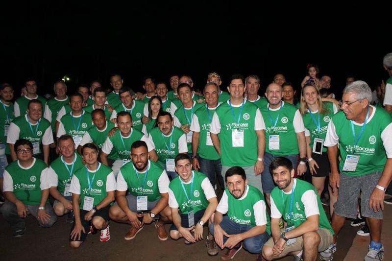 Delegação do SinConCam embarca rumo ao Jocopar
