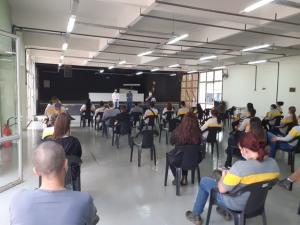 Agentes de endemias de Campo Mourão são homenageados por índices baixos de dengue