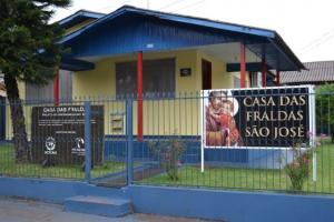 Casa das Fraldas de Campo Mourão contabilizam 155 mil fraldas produzidas em 2018
