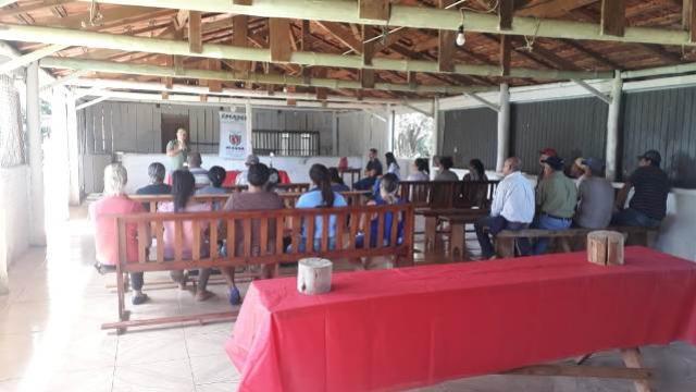 Emater e parceiros viabilizam reunião sobre Plantas Medicinais em Roncador