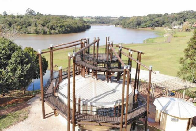 Recuperação do Ecomuseu é concluída no Parque do Lago de C.mourão