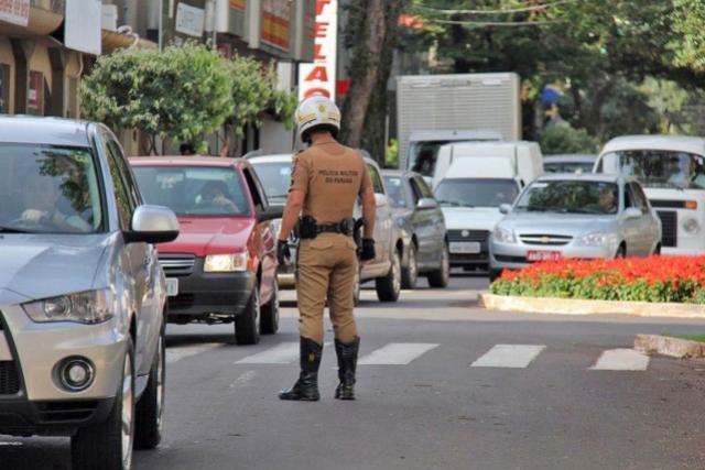 Semana Nacional do Trânsito com ações em Campo Mourão