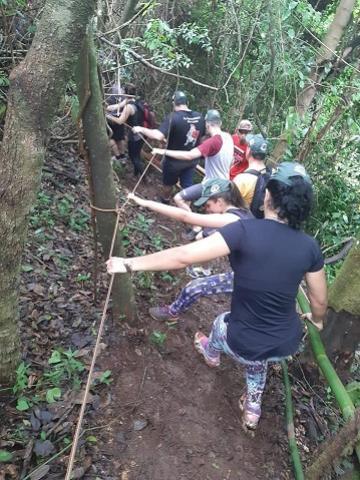 Caminhada Internacional Integra amantes da natureza ao Rural