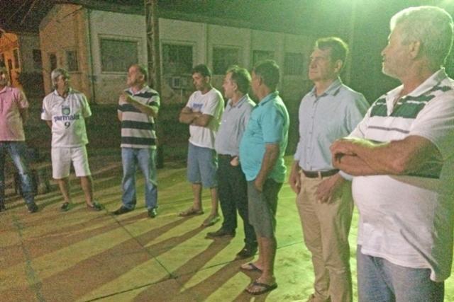 Prefeito Tauillo Tezelli entrega oficialmente melhorias no Alto Alegre