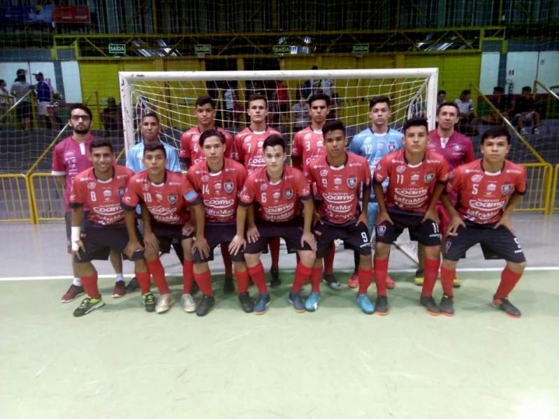 Campo Mourão/Futsal goleia na estreia e neste sábado, 17, pega Coronel Vivida no Sub17