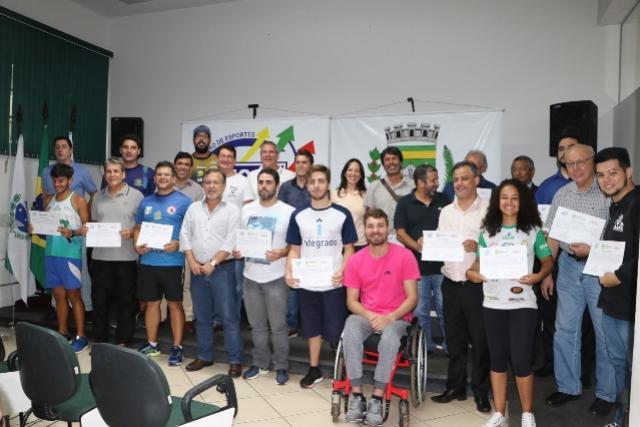 Projetos esportivos de Campo Mourão receberão R$1.3 milhão pela Lei de Incentivo ao Esporte