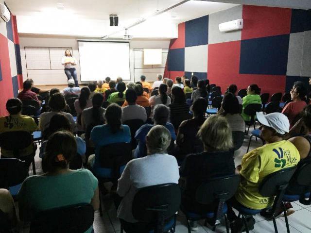 Cuidados no combate a dengue é tema de palestra em Campo Mourão