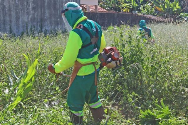 Mais sete imóveis são multados por falta de limpeza em Campo Mourão