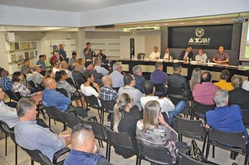 Acicam realizará a primeira reunião mensal de 2020 em Campo Mourão