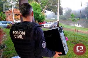 Polícia Civil do Paraná prende sete homens em operação contra a pedofilia na internet