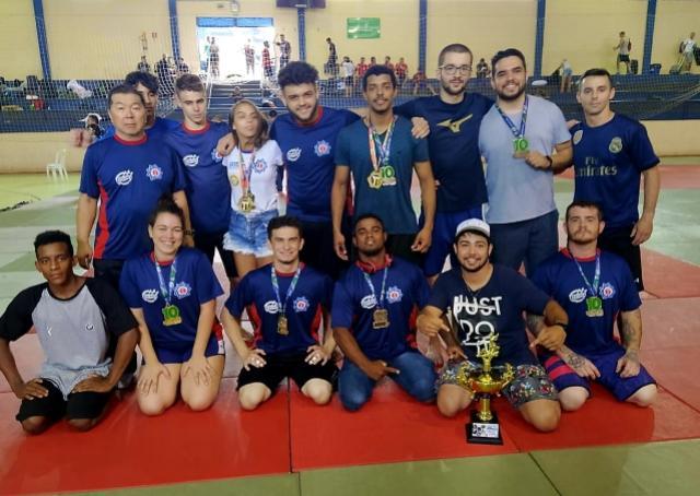 Judô mourãoense com ótima participação no Paranaense de Judô em Ibiporã