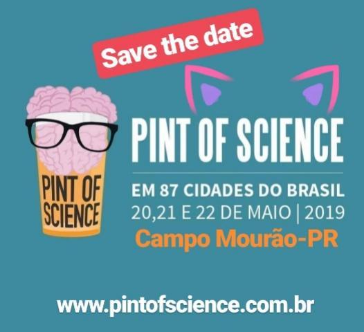 Maior evento de divulgação científica começa segunda-feira, 20, em Campo Mourão