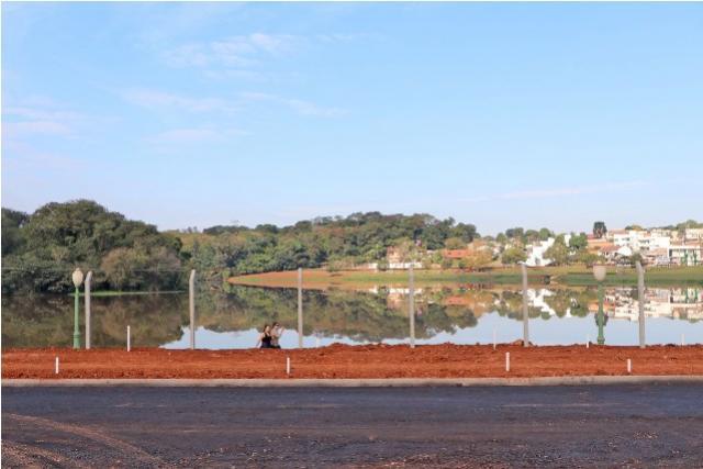 Melhoria proporciona aspecto diferente na Região do Parque do Lago