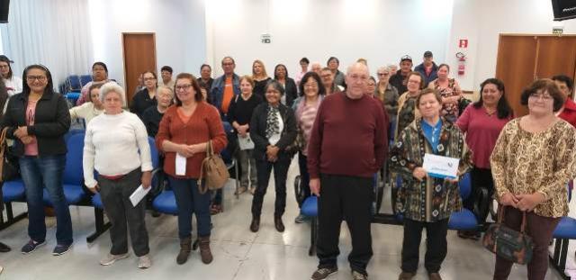Fundação de Esportes de Campo Mourão promoveu palestra sobre diabetes