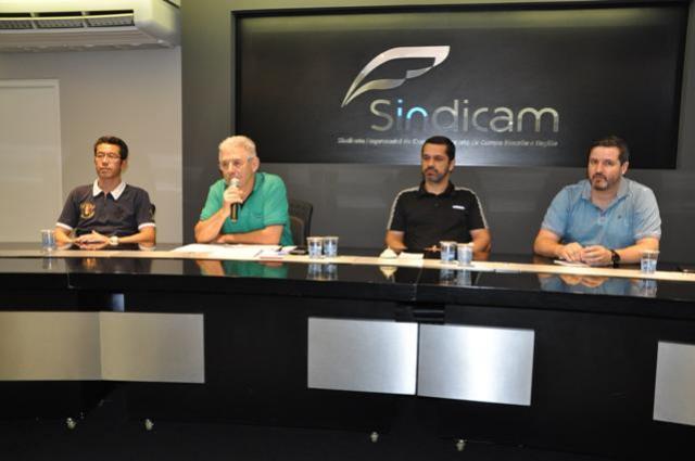 Negociação da Convenção Coletiva de Trabalho de C. Mourão foi discutida  por Empresários