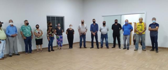 Entregues reformas no barracão comunitário da vila rural em Campo Mourão