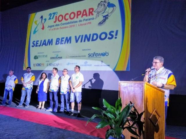 Campo Mourão é apresentado  como a sede do Jocopar/2020