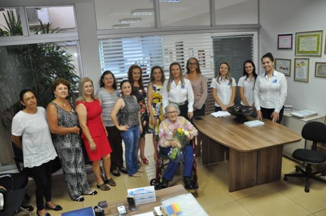 Delézia Slompo será homenageada no Mulheres que Fazem História