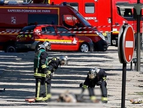 França confirma morte de autor de ataque na Champs-Elysees