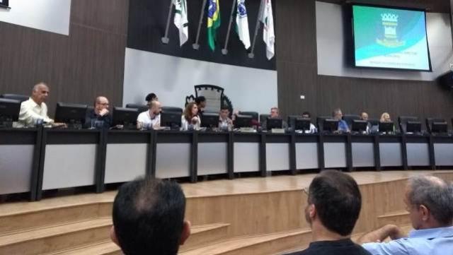 Revisão de leis complementares do Plano Diretor em C. Mourão é discutida no Legislativo
