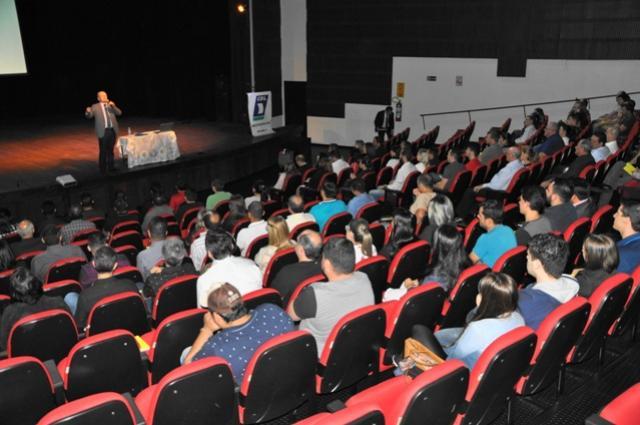 Transforme Oportunidades em  Resultados foi tema de palestra