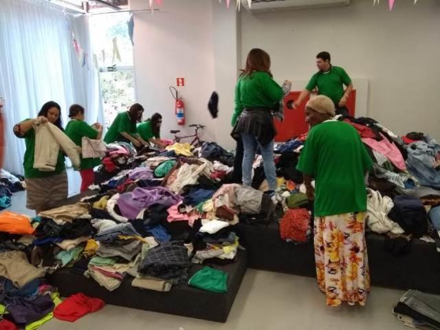 Neste sábado, 20, Provopar de Campo Mourão realiza 3º Varal Solidário