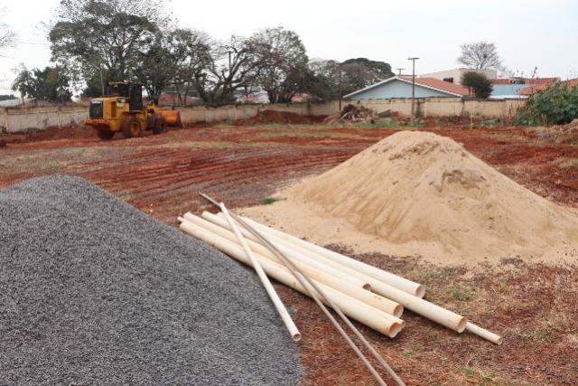 Iniciada construção da nova Escola Gurilândia em Campo Mourão
