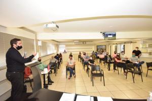 Acicam também apresentou reivindicações aos candidatos a prefeito de Campo Mourão