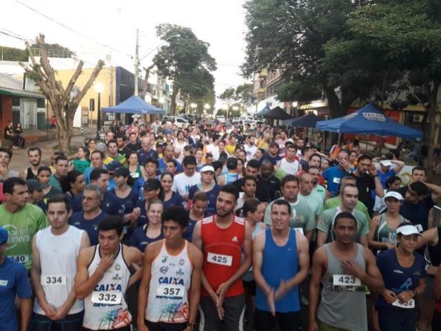 Corrida de Rua com participação infantil será realizada próximo sábado em C. Mourão