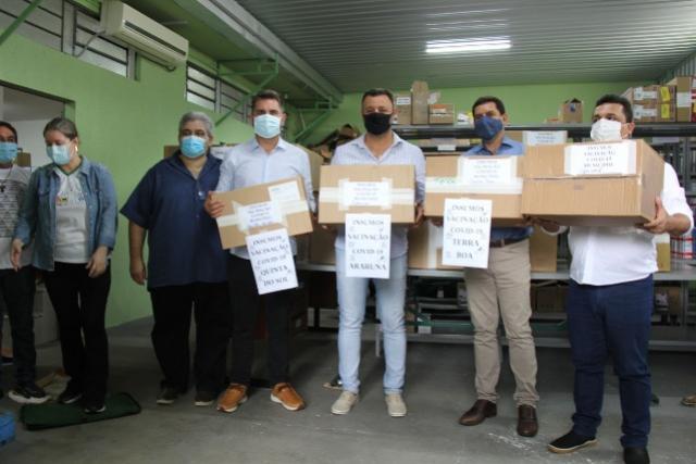 """Presidente da Comcam comemora início da vacinação contra Covid-19 na região: """"Momento histórico"""""""
