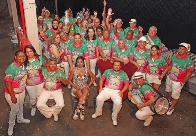 Carnaval de Cores em Campo Mourão será animado pela bateria do Bloco Cai Nessa