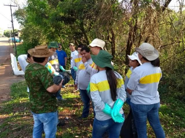 Saúde de Campo Mourão fará caminhada ecológicano próximo sábado, dia 23
