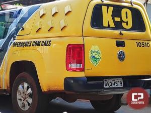 Polícia deflagra Megaoperação contra traficantes que agem na cidade de Mamborê
