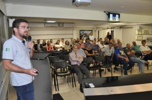 Campo Mourão Liquida foi lançada na reunião da Acicam