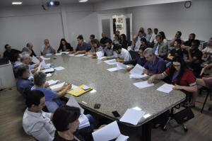 Educação: Reunião mensal do Codecam teve a assinatura de convênio  em Campo Mourão