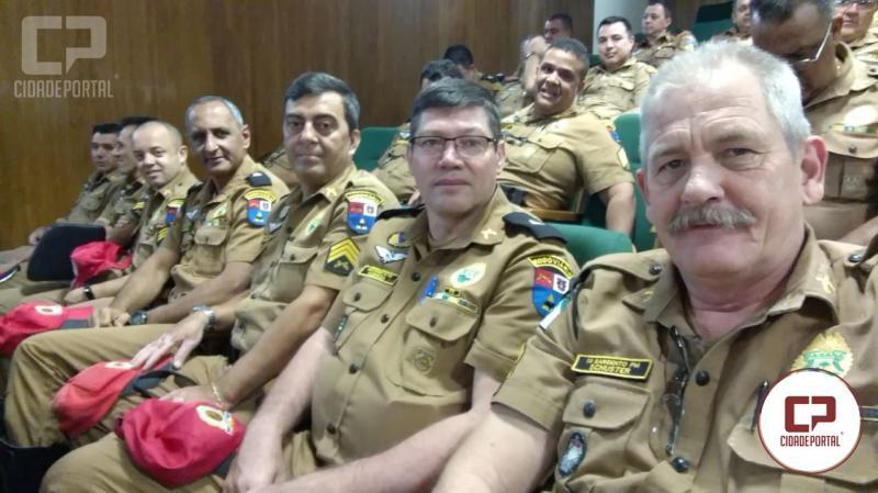 Comandantes de Postos da PRE-Paraná participam de capacitação ao enfrentamento de exploração sexual infantil