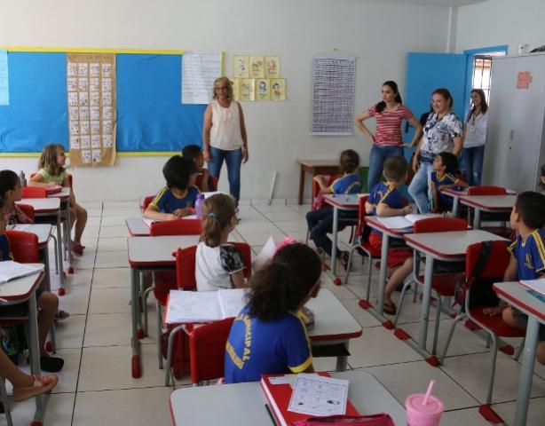 Chamada escolar termina nesta sexta, dia 21 em Campo Mourão