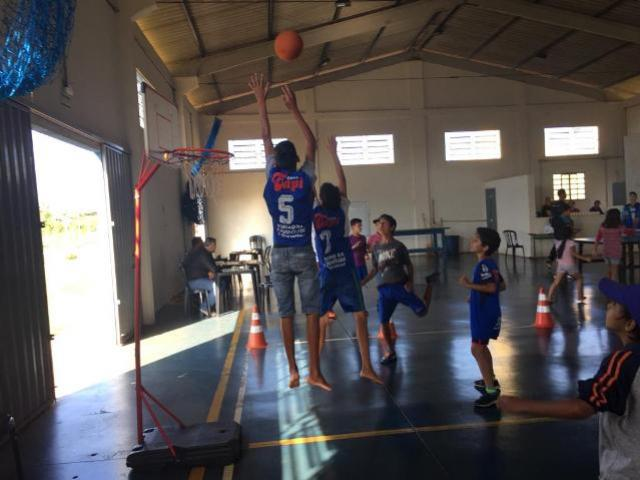Ceju desenvolve atividades no Conjunto Fortunato Perdoncini em Campo Mourão