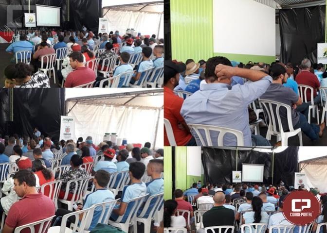 Seminário em Corumbataí do Sul movimenta município e região